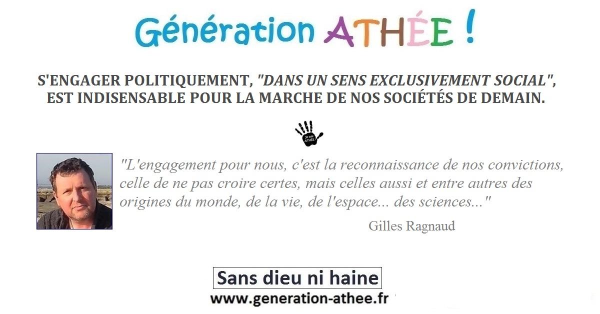 L'engagement, Gilles Ragnaud.